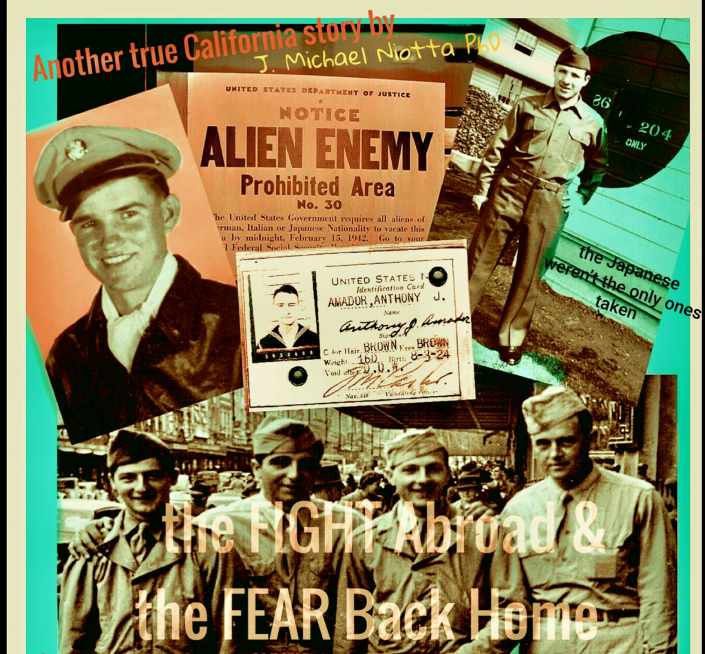 The Fight Abroad & the Fear Back Home: Italians of the California Coast During World War II