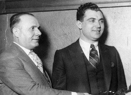 John Scalise and Albert Anselmi