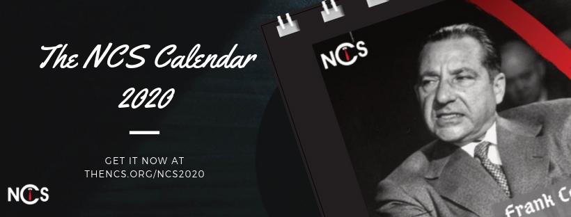 NCS Calendar 2020
