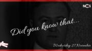 Did You Know - Dean O'Banion