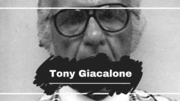 On This Day in 1919, Tony Giacalone Was Born