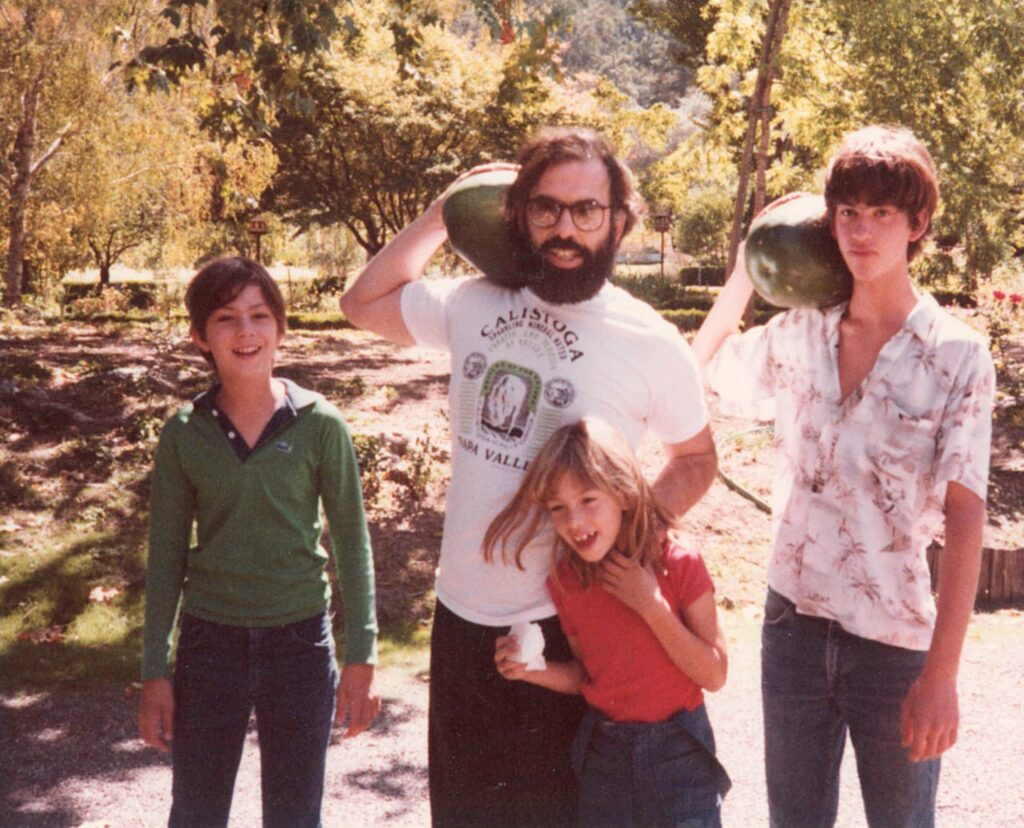 The Coppola Family