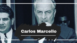 Carlos Marcello Gets Busted on Drug Charges