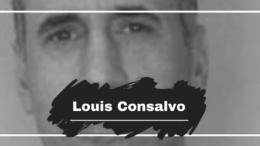 On This Day in 1957 Louis Consalvo was Born