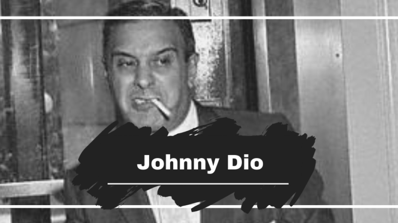 On This Day In 1914 Johnny Dio was Born