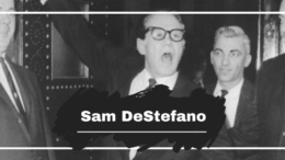 On This Day In 1973 Sam DeStefano Died, Aged 63