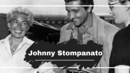 On This Day in 1958 Johnny Stompanato Died, Aged 32
