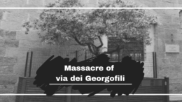 Massacre of via dei Georgofili: On This Day in 1993