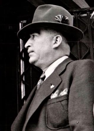L.A. Dry Squad Captain George Contreras