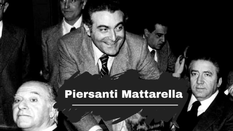 Piersanti Mattarella