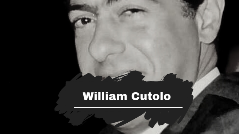 On This Day in 1999 William Cutolo Died, Aged 49
