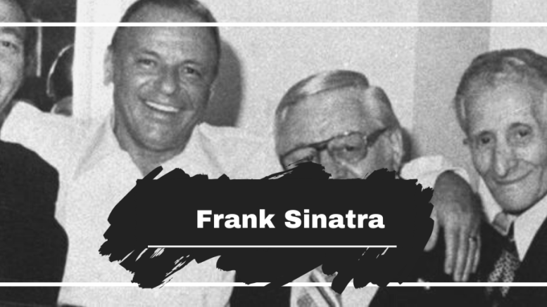 On This Day in 1998 Frank Sinatra Died, Aged 82