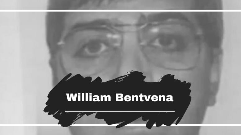 On This Day in 1970 William Bentvena Died, Aged 49