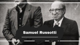 On This Day in 1993 Samuel Russotti Died, Aged 81