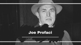 On This Day in 1962 Joe Profaci Died, Aged 64