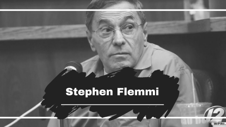 On This Day in 1934 Stephen Flemmi was Born