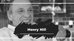 On This Day in 2012 Henry Hill Died, Aged 69
