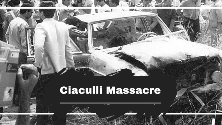 On This Day in 1963 The Ciaculli Massacre Took Place