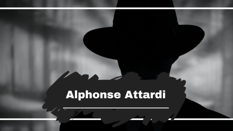 On This Day in 1970 Alphonse Attardi Died, Aged 78