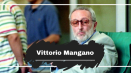 On This Day in 2000 Vittorio Mangano Died, Aged 59