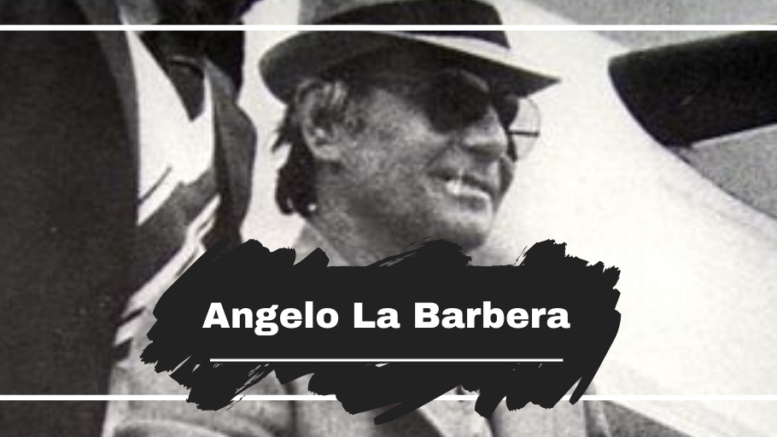 On This Day in 1924 Angelo La Barbera was Born