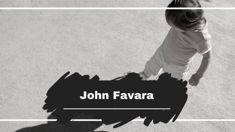 On This Day in 1980 John Favara Disappeared, Aged