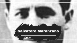 On This Day in 1886 Salvatore Maranzano was Born