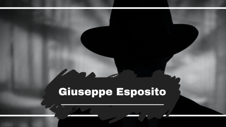 On This Day in 1881 Giuseppe Esposito is Extricated