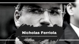 On This Day in 2008 Nicholas Ferriola was Convicted