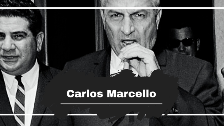 On This Day in 1938 Carlos Marcello is Convicted