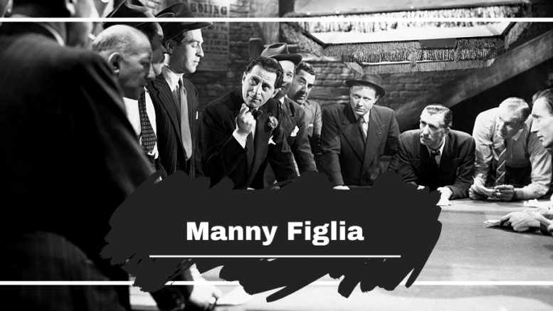 On This Day in 2009 Manny Fuglia Dies, Aged 91