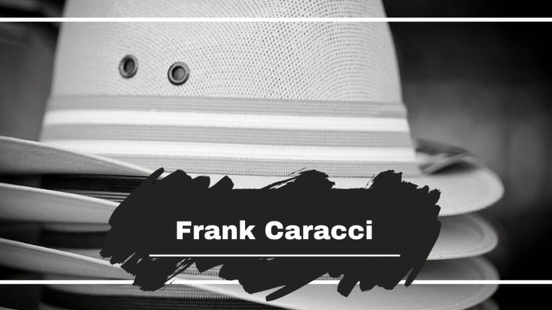 On This Day in 1966 Frank Caracci Dies