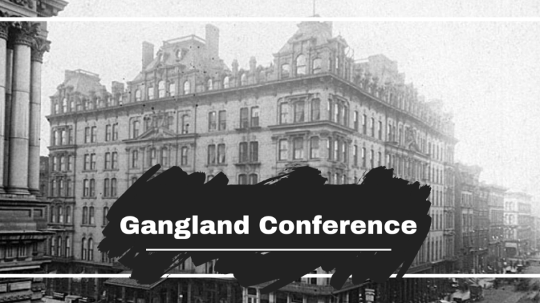 On This Day in 1926 Al Capone's Gangland Conference Took Place