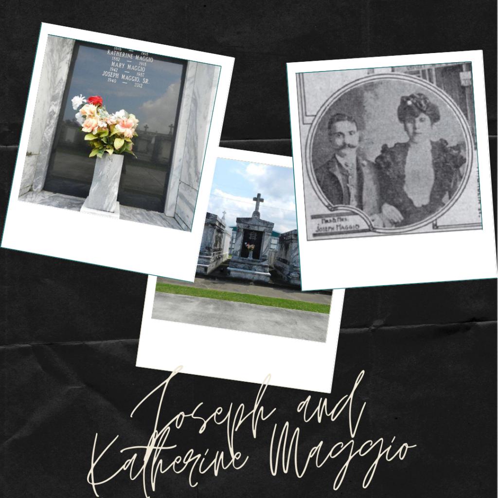 Joseph and Katherine Maggio