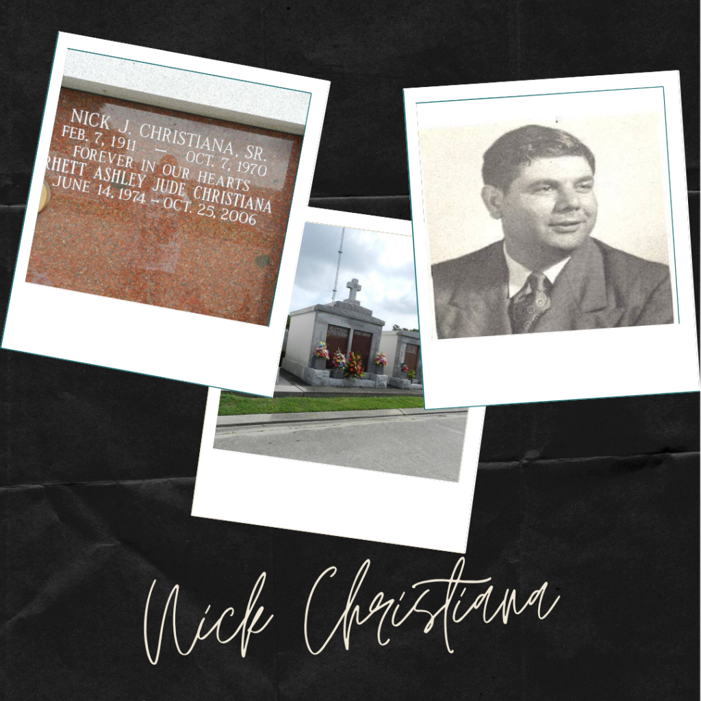 Nick Christiana