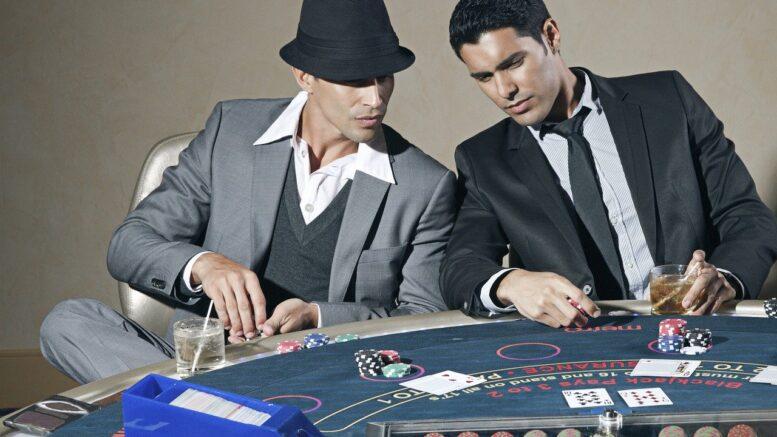 7 Crime Inspired Slot Games