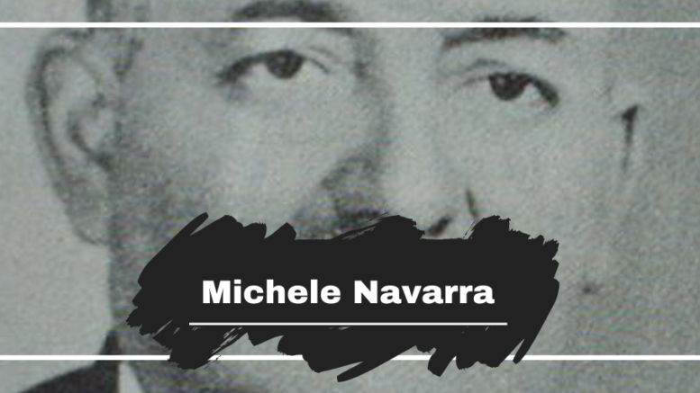 Michele Navarra: Born On This Day in 1905