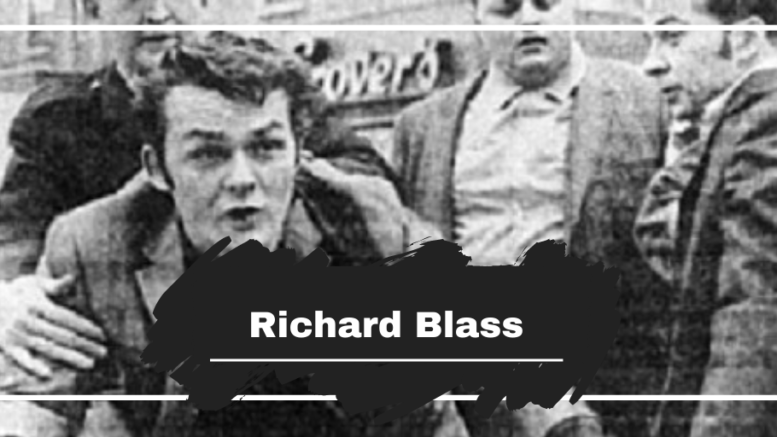 Richard Blass: Died On This Day in 1975, Aged 29