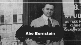Abe Bernstein Died On This Day in 1968, Aged 76