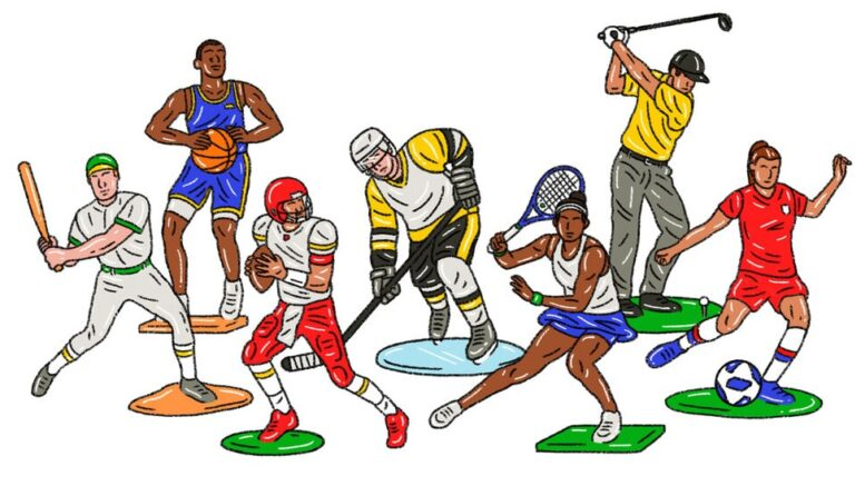 Adverse Effects of Playing Sports