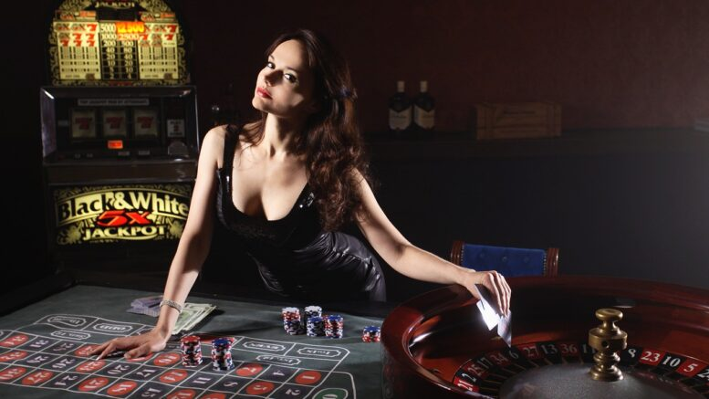 Why are casinos associated with crime?